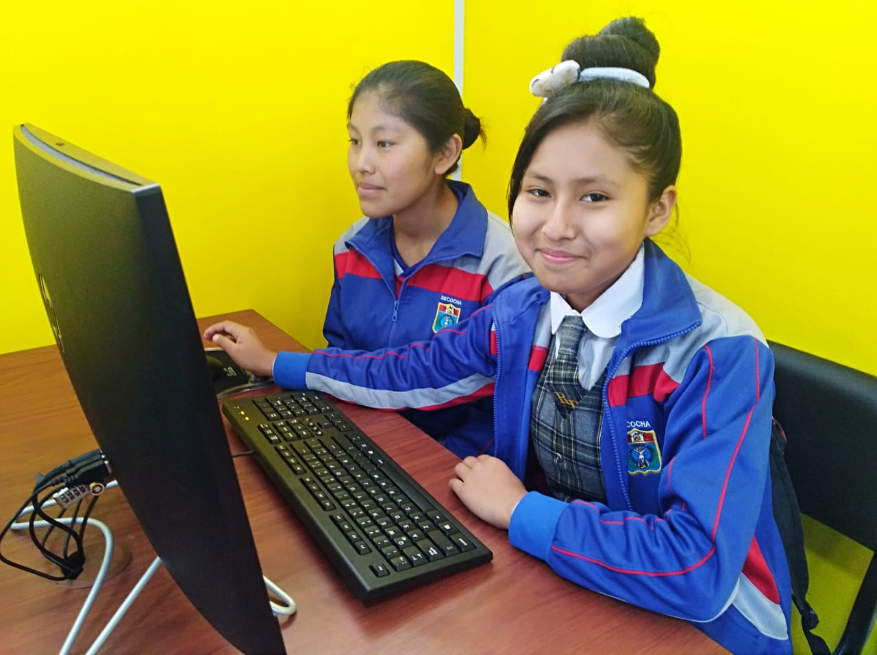 PERU | PX Impact program improves education for more than 1000 students in Arequipa