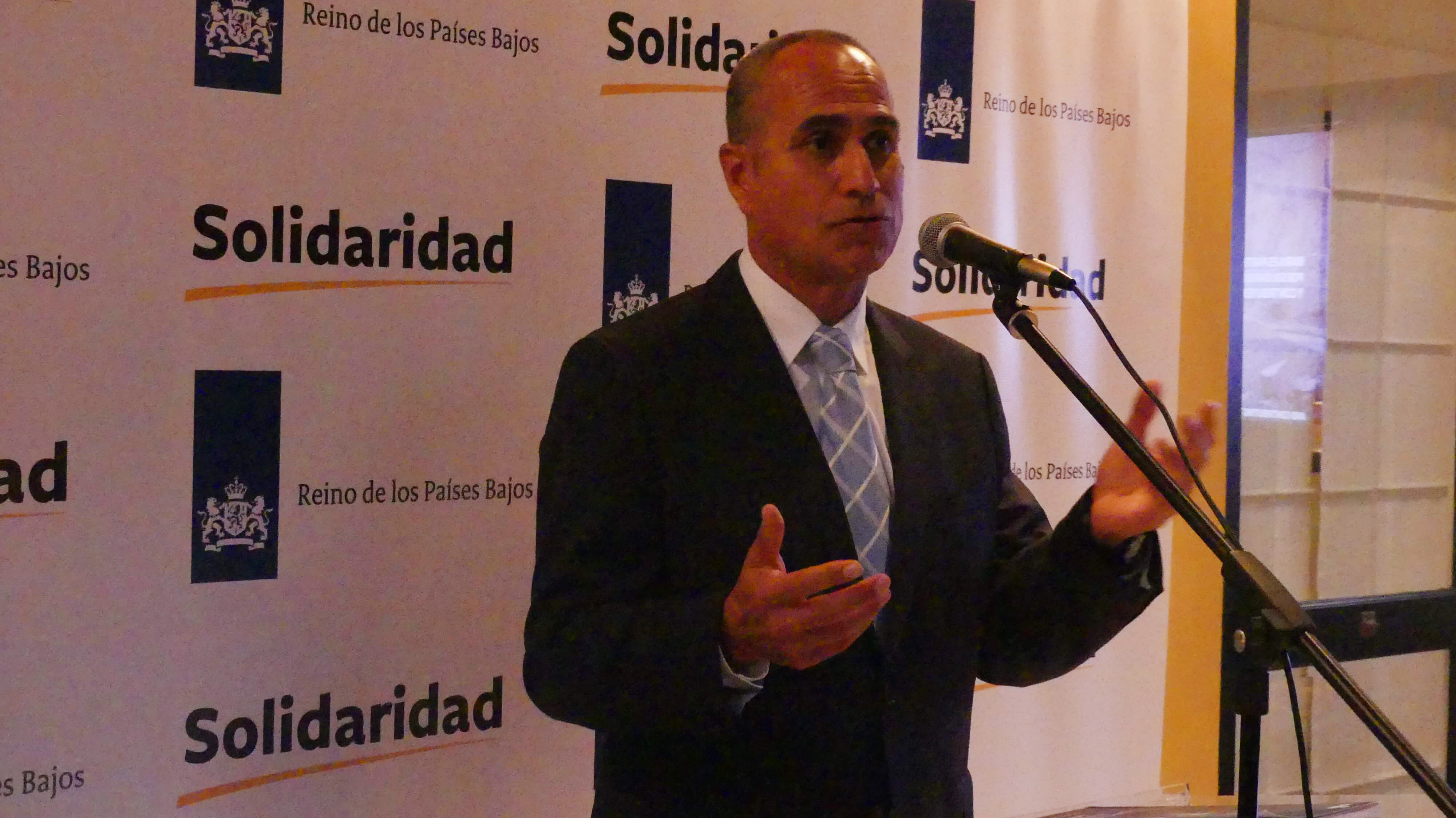 PERU | The Netherlands and Solidaridad presented PIM as an initiative towards responsible mining
