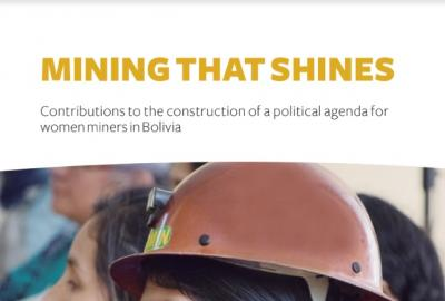 BOLIVIA | Mining that shines: Contributions to the construction of a political agenda for women miners in Bolivia